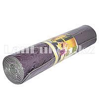 Коврик для йоги и фитнеса (йогамат) 6 мм двухсторонний