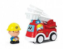 Игровой набор – Пожарный, свет, звук