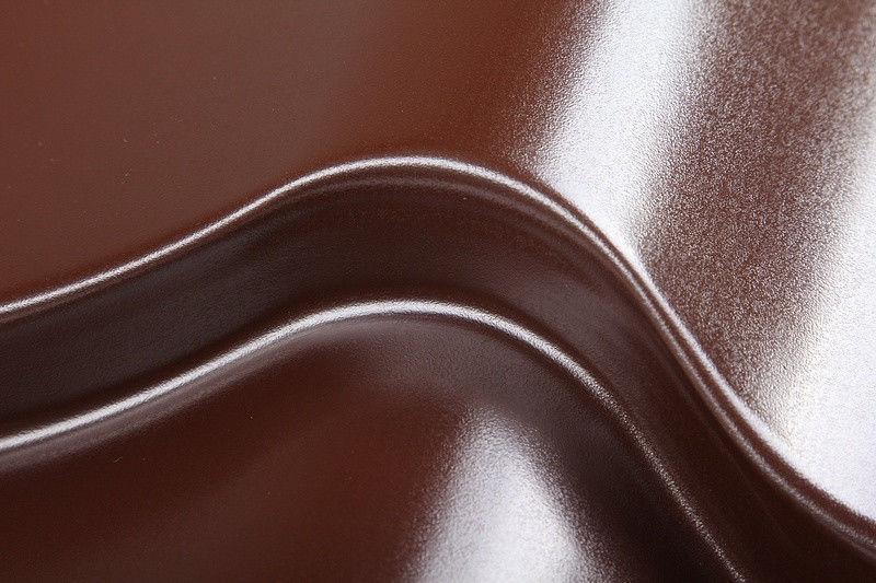Металлочерепица Монтеррей Ral 8017 глянец (Шоколад)