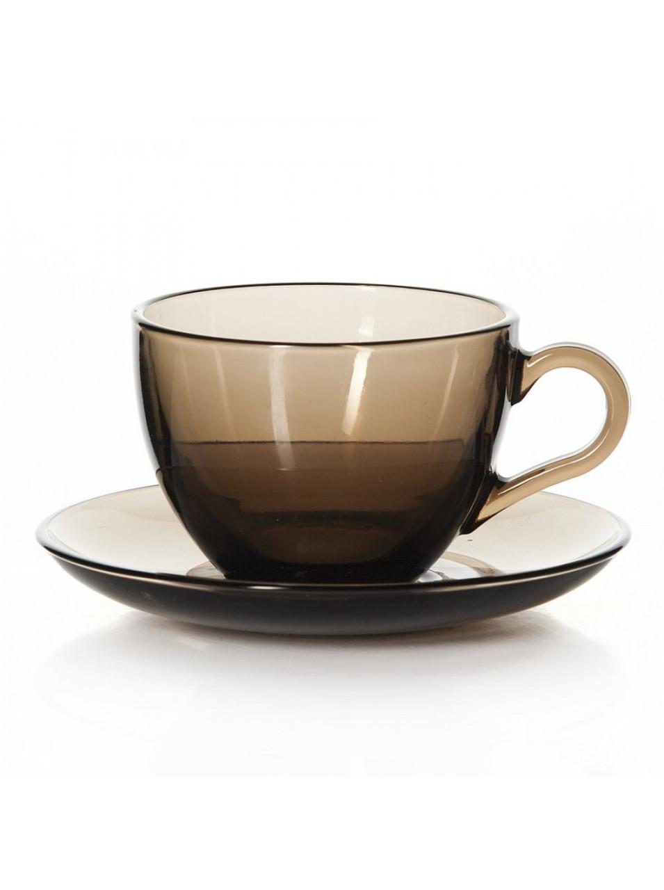 Чайный набор Pasabahce Bronze 12шт (97948)