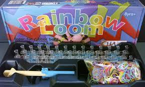 Волшебные резинки Rainbow Loom