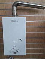 SYNTAZ FT 10L проточный газовый водонагреватель (колонка) энергозависимые