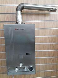 SYNTAZ  FSS 10L проточный газовый водонагреватель (колонка) энергозависимые
