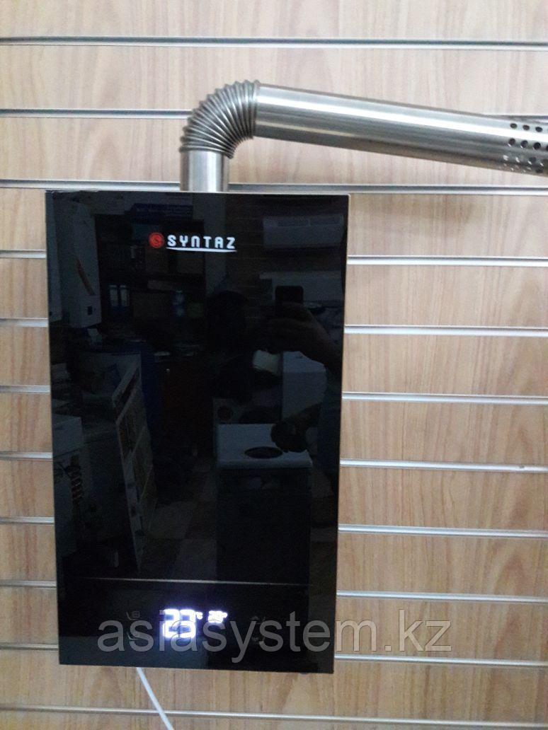 SYNTAZ  MG 10L проточный газовый водонагреватель с модуляцией пламени (колонка) энергозависимые