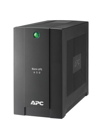 ИБП APC Back-UPS 650VA, 230V, IEC Model BC650I-RSX в Алматы