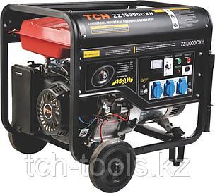Бензиновый генератор 8.5 кВт 380В