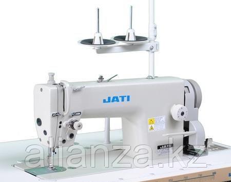 Одноигольная прямострочная швейная машина с игольным продвижением  JATI JT-7160 (голова)