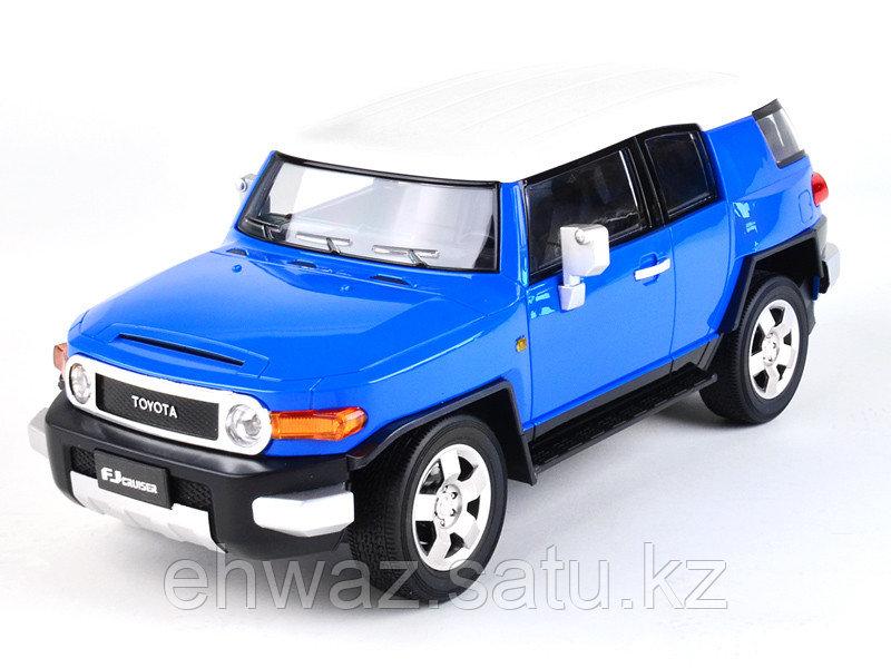 Радиоуправляемая машинка Land FJ Cruiser (Model Car) 1:12