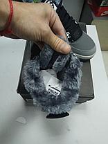 Зимние кроссовки Air Jordan 4 Retro, фото 2