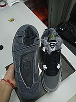 Зимние кроссовки Air Jordan 4 Retro, фото 3