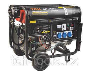 Бензиновый генератор 5.5 кВт 220В