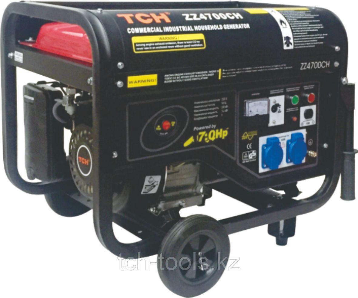 Бензиновый генератор 3 кВт 220В