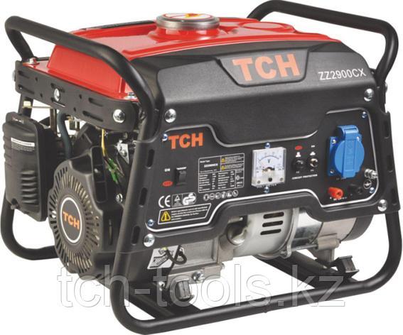 Бензиновый генератор 1 кВт 220В, фото 2