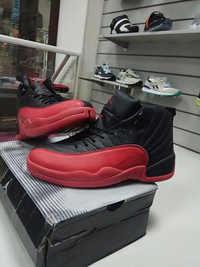Баскетбольные кроссовки Air Jordan XII (12) , фото 2