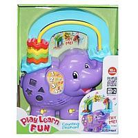 Игрушка-считалка Keenway Музыкальная Веселый слоник