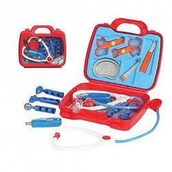 Медицинский набор Junior Doctor's kit, 11 предметов