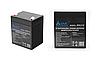 Аккумуляторная батарея SVC 12В 4.5 Ач