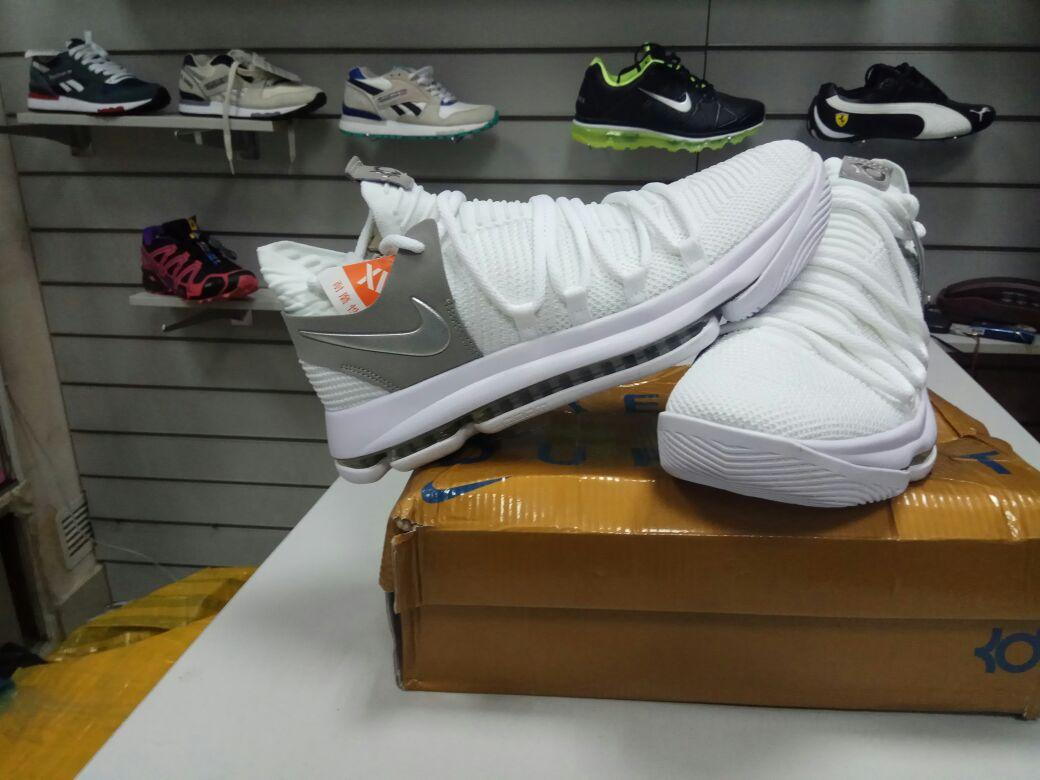 Баскетбольные кроссовки  Nike KD X (10) Anniversary from Kevin Durant