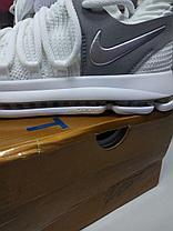 Баскетбольные кроссовки  Nike KD X (10) Anniversary from Kevin Durant , фото 3