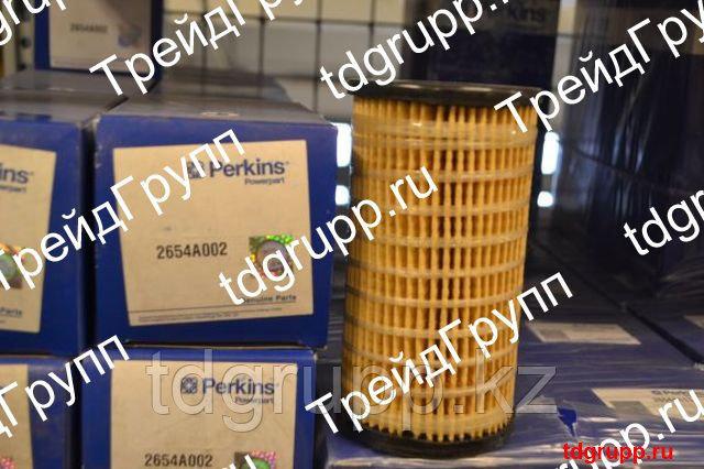 2654A002 Масляный фильтр Perkins