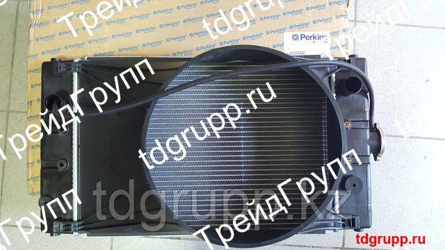 U45506580 Радиатор Perkins