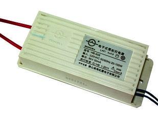 Трансформатор HongBa 100W закрытый для дюралайта