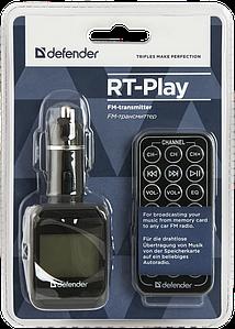 Модулятор FM Defender RT-Play, Пульт ДУ
