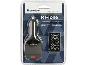 Модулятор FM Defender RT-Tone, Пульт ДУ