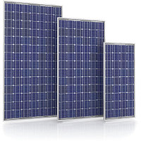Солнечная панель 25 Вт (12 В)