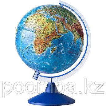 """Глобус Земли """"Классик Евро"""" - Физический, 25 см"""