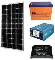 Солнечная электростанция 0,75 кВт/день
