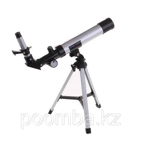 Детский настольный телескоп с компасом Space View