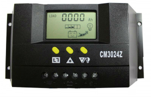 Контроллер заряда аккумуляторов солнечных систем 20А