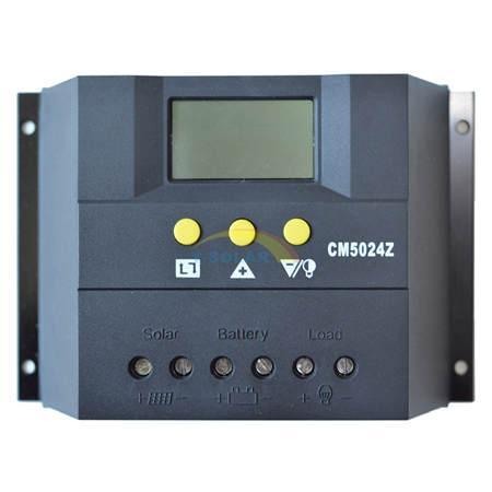 Контроллер заряда аккумуляторов солнечных систем 40А