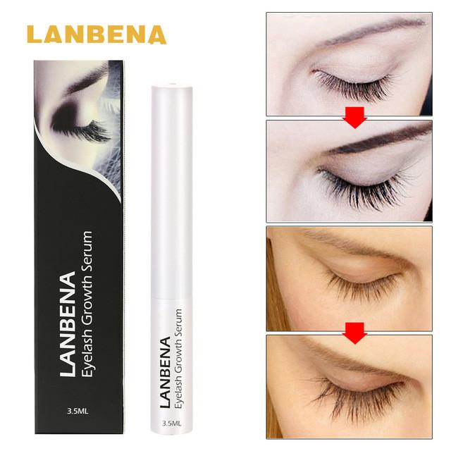Lanbena (Ланбена) - для роста ресниц