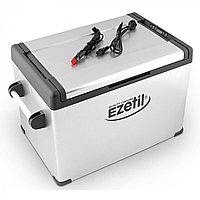 Компрессорный автохолодильник Ezetil EZC 80 12/24/220V AES LCD