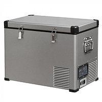Компрессорный автохолодильник Indel B TB60 STEEL , фото 1
