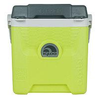 Термоэлектрический автохолодильник 11-20 литров Igloo Quantum 18 желтый