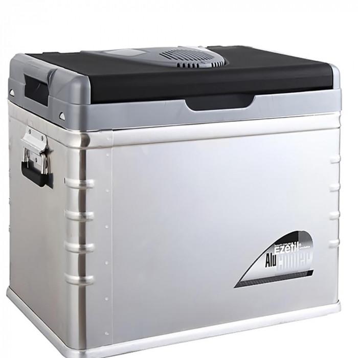Термоэлектрический автохолодильник свыше 40 литров Ezetil E 45 ALU 12V