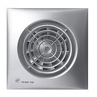 Вытяжка для ванной Soler & Palau SILENT-100 CZ Silver 12V , фото 1