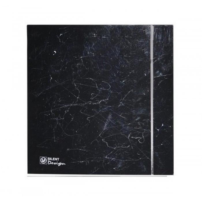 Вытяжка для ванной Soler & Palau SILENT-200 CZ MARBLE BLACK DESIGN - 4C (230V 50)