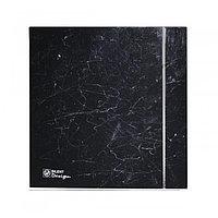 Вытяжка для ванной Soler & Palau SILENT-200 CZ MARBLE BLACK DESIGN - 4C (230V 50) , фото 1