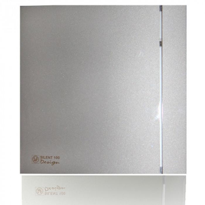 Вытяжка для ванной Soler & Palau SILENT-100 CZ GREY DESIGN-4C