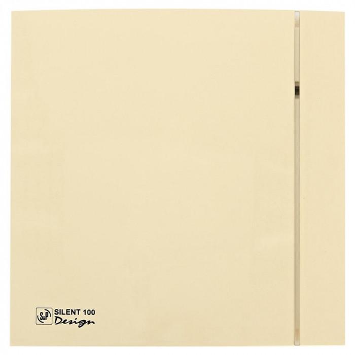 Вытяжка для ванной Soler & Palau SILENT-100 CZ CHAMPAGNE DESIGN-4C