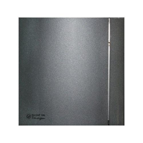 Вытяжка для ванной Soler & Palau SILENT-100 CRZ GREY DESIGN-4C (230V 50)