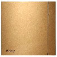 Вытяжка для ванной Soler & Palau SILENT-100 CRZ GOLD DESIGN-4C (230V 50) , фото 1