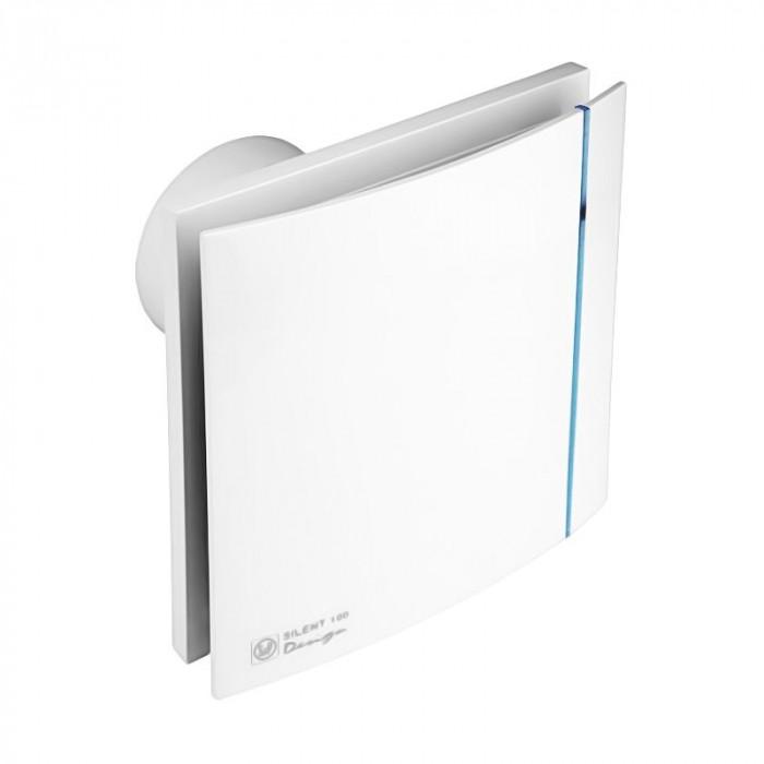 Вытяжка для ванной Soler & Palau SILENT-100 CHZ DESIGN-3C