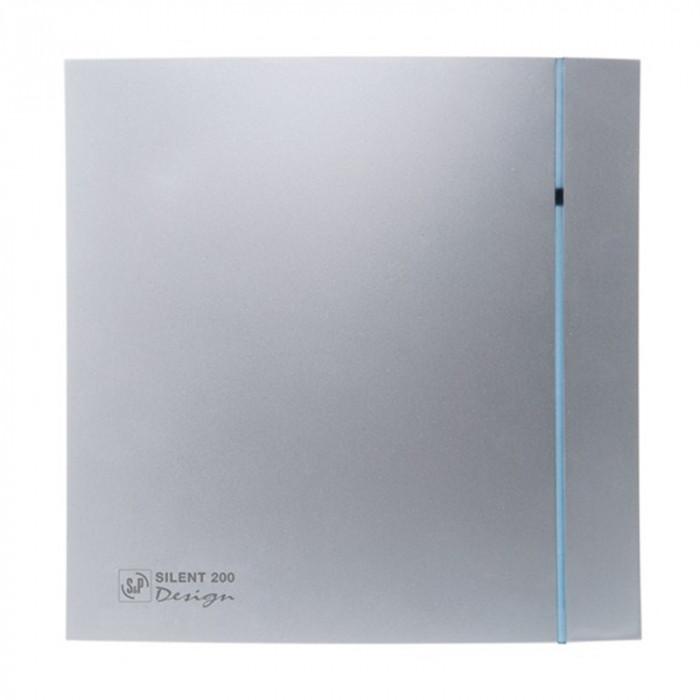 Вытяжка для ванной Soler & Palau SILENT-200 CZ SILVER DESIGN-3C
