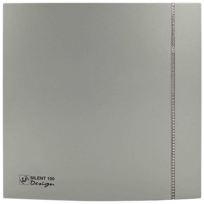 Вытяжка для ванной Soler & Palau SILENT-100 CZ DESIGN SWAROVSKI (230V 50)