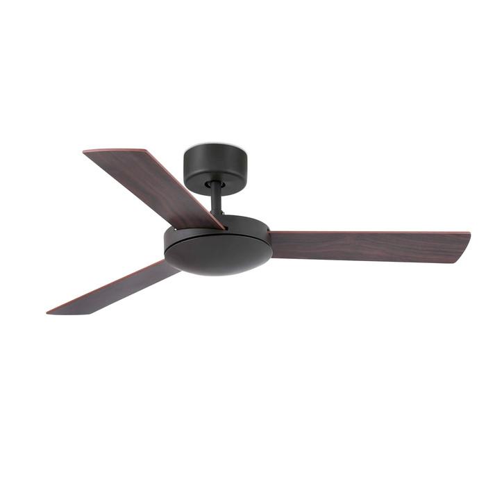 Вентилятор без подсветки Faro MALLORCA MARRON